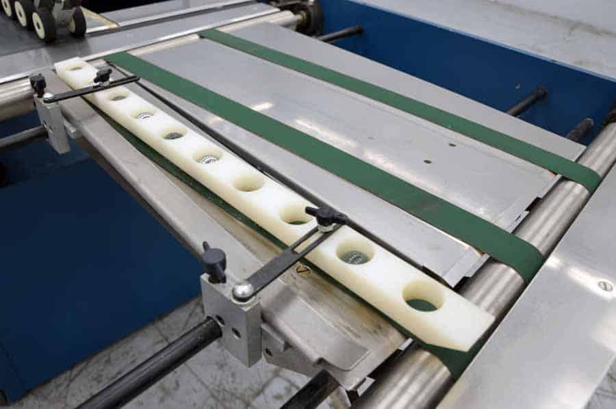 Dick Moll Final Fold Folder Gluer w/ Dial-a-Stack
