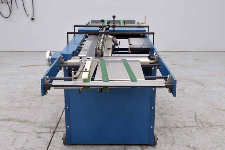 Dick Moll Final Fold Folder Gluer w/ Dial-a-Stack