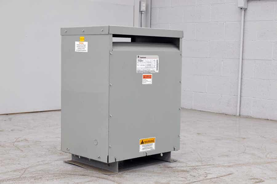General Electric 9T23Q3572 30kVA 60Hz Dry Transformer