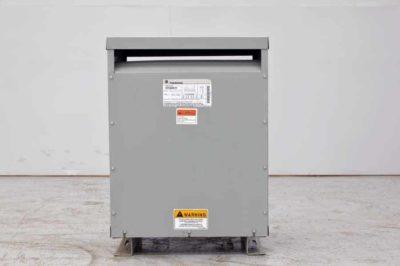 General Electric 9T23Q3572 30kVA 60Hz Dry Transformer
