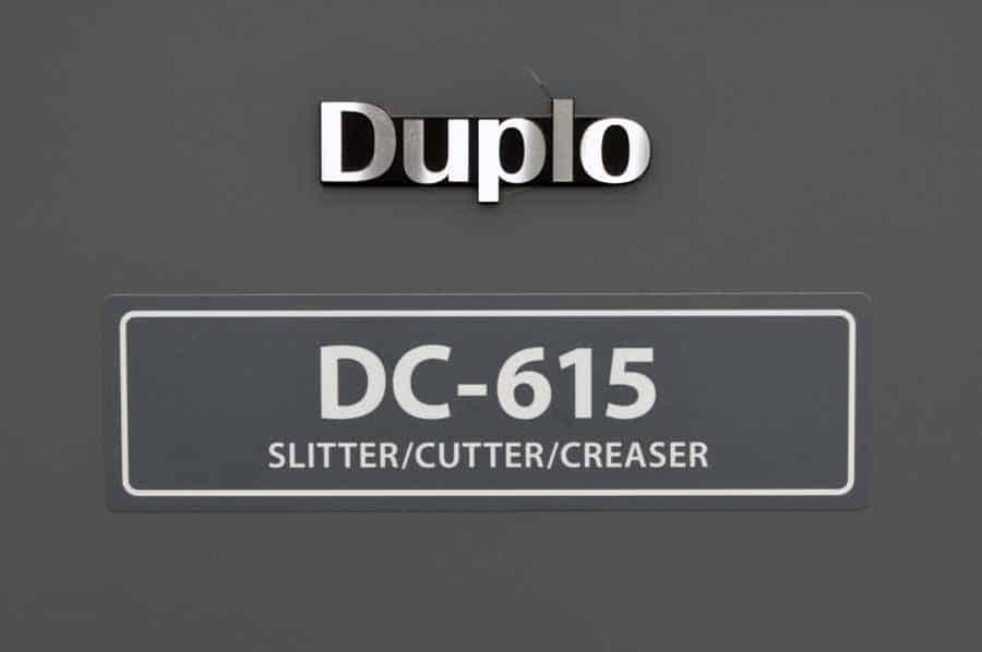 Duplo DC-615 Slitter Cutter Creaser