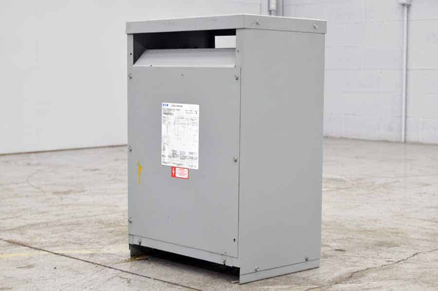 Eaton General Purpose Transformer 60Hz 3 Ph 45 KVA