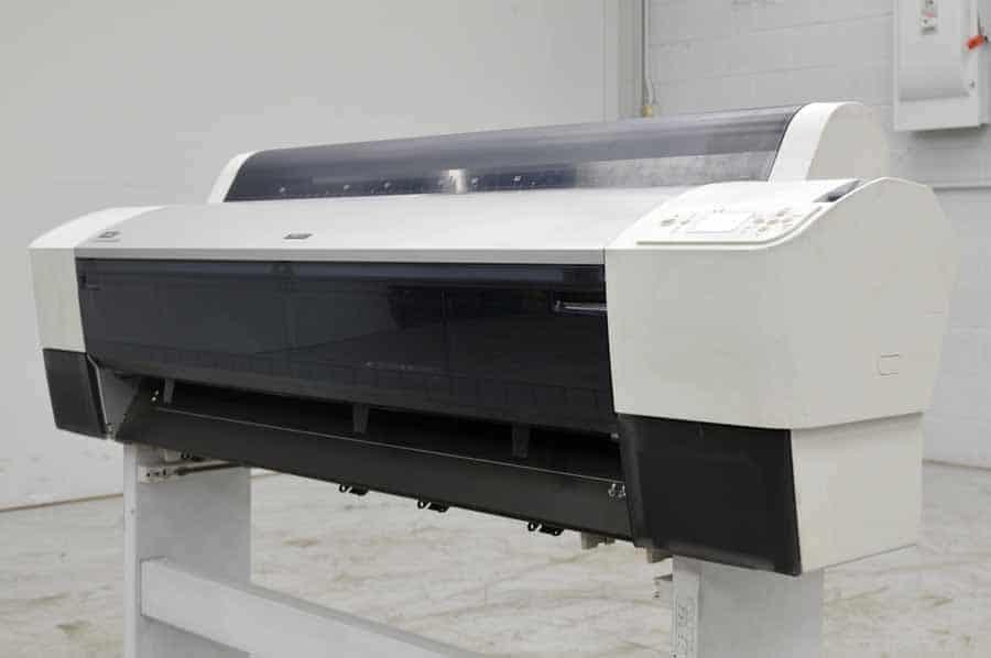Epson Stylus Pro 9800 Wide Format Printer Boggs Equipment