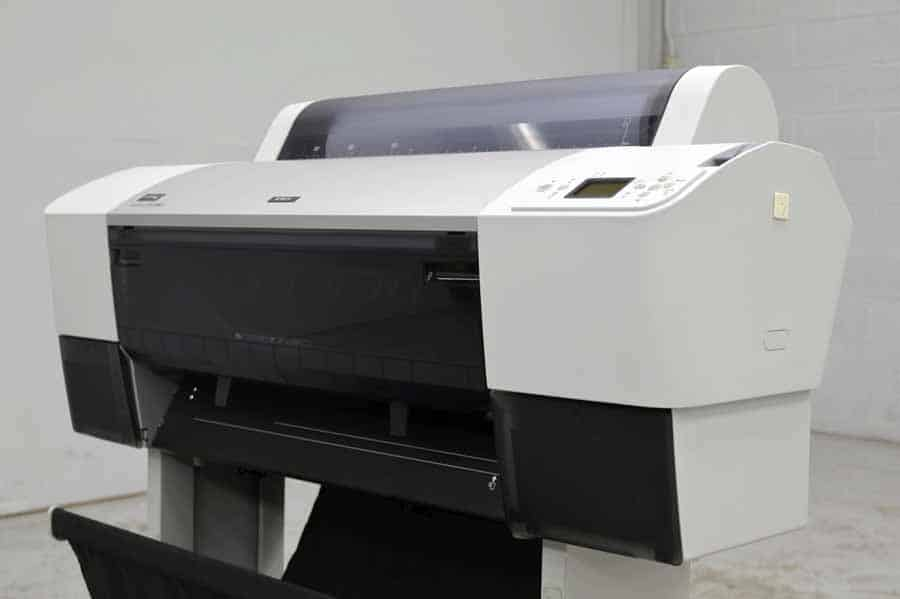 Epson Stylus Pro 7880 Wide Format Printer Boggs Equipment