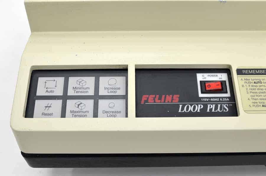 Felins Loop Plus 1000 Table Top Strapper