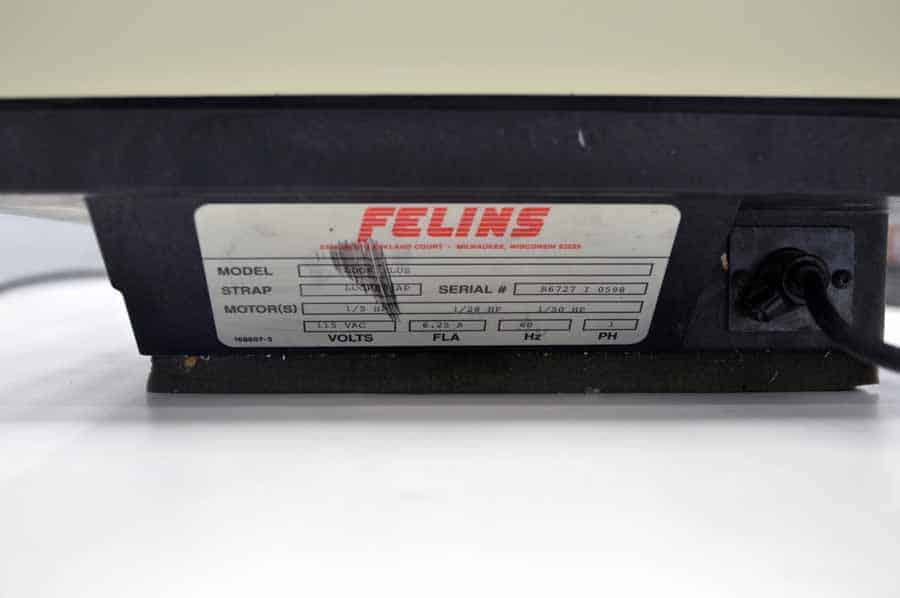 Felins Loop Plus 1000 Table Top Strapper