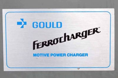 Gould FerroCharger 24 Volt GFC12-600TI Battery Charger
