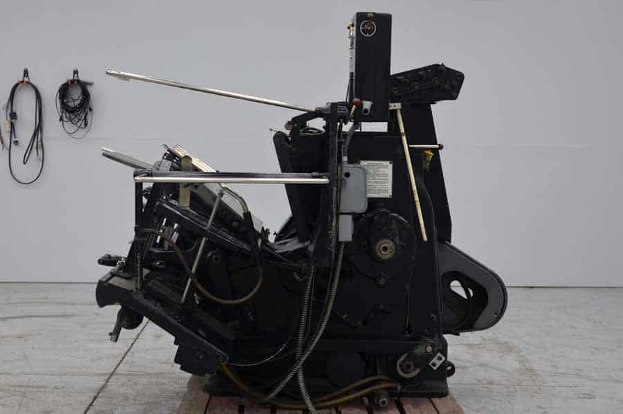 Heidelberg GTP Windmill Letterpress w/ Foil