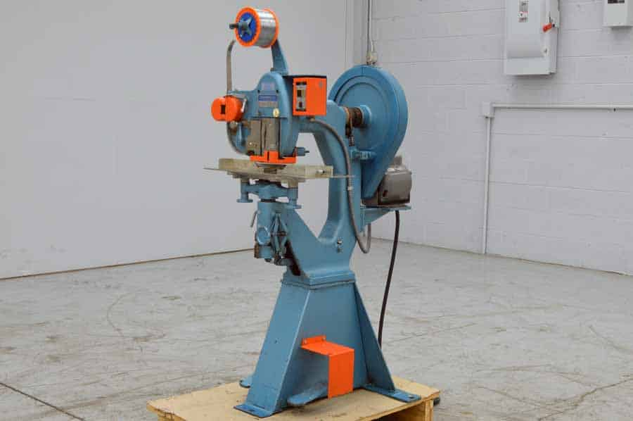 "Interlake S3A 3/4"" Flat Book Stitcher"