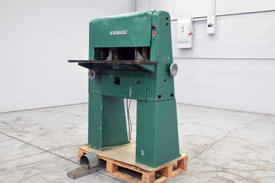 Krause Y12RM Double Corner Rounding Machine