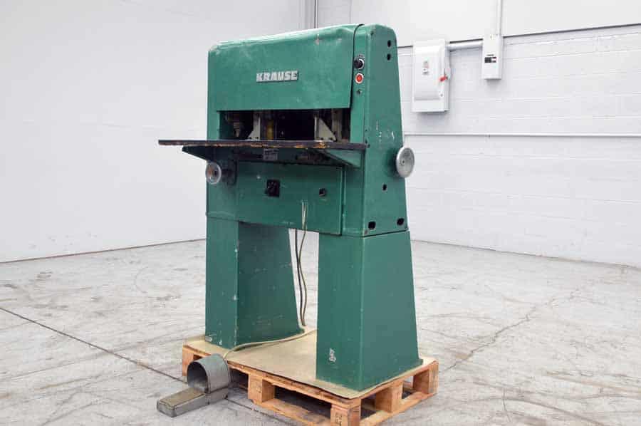 Krause Y12RM Double Corner Rounding Machine