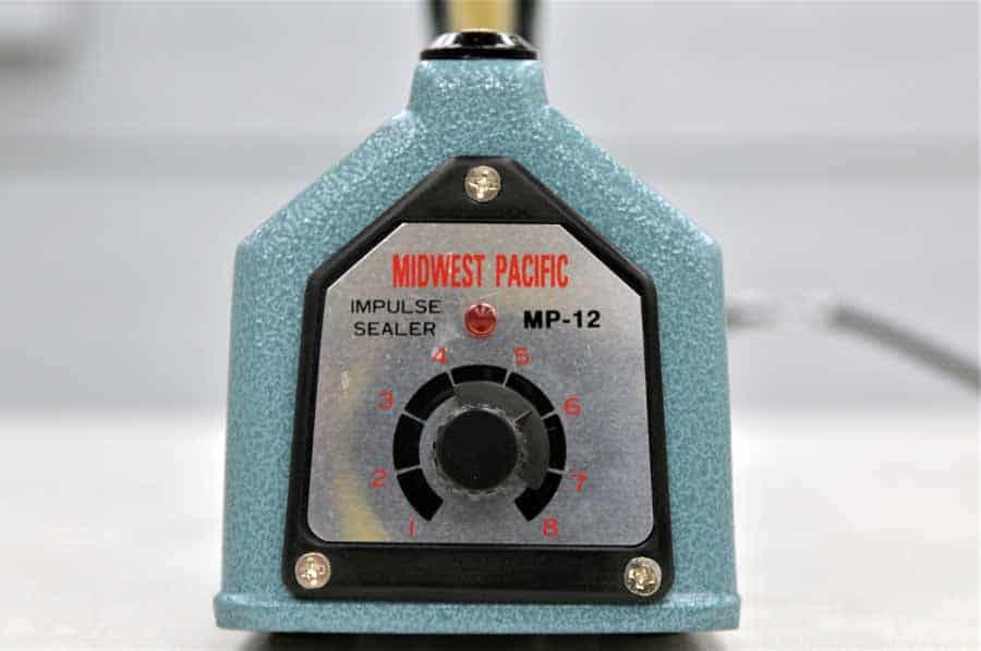 Midwest Pacific MP-12 Impulse Sealer