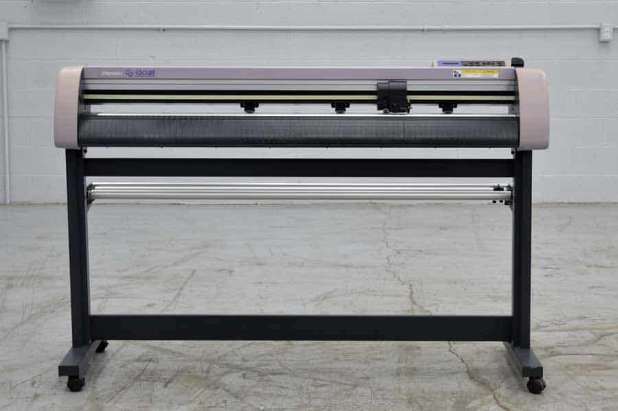 "Mimaki CG-130 FX Roll Based 62"" Cutter Plotter"