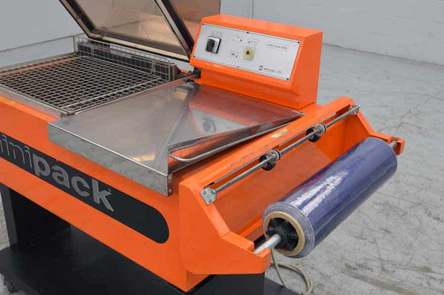MiniPack FM 76 Semi-Automatic Shrink Wrap Machine