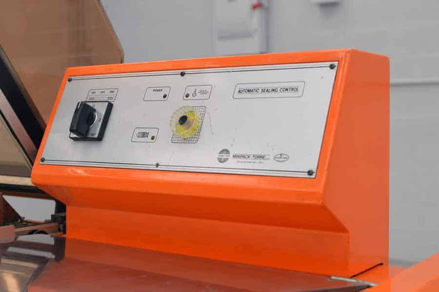 MiniPack FM 76 Semi-Automatic Shrink Wrap Machine