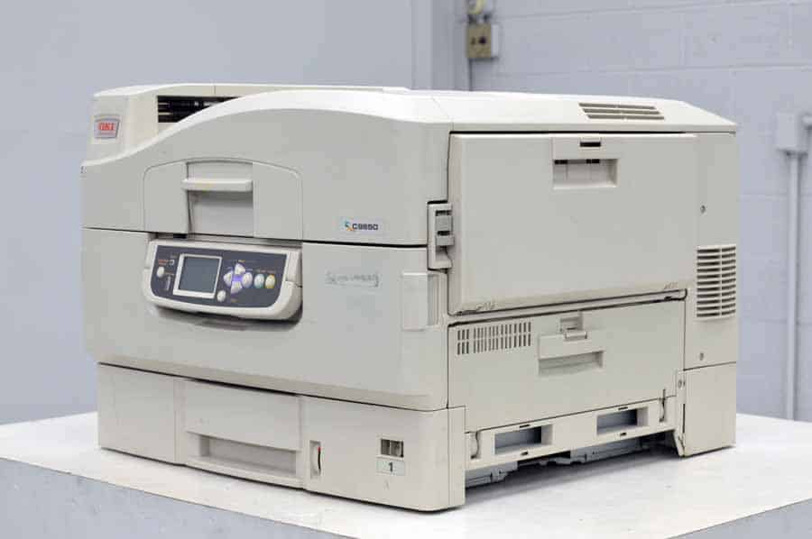 OKI C9650 Series Color Digital Press