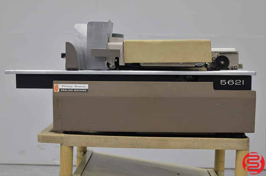 Pitney Bowes 5621 Envelope Sealing Machine