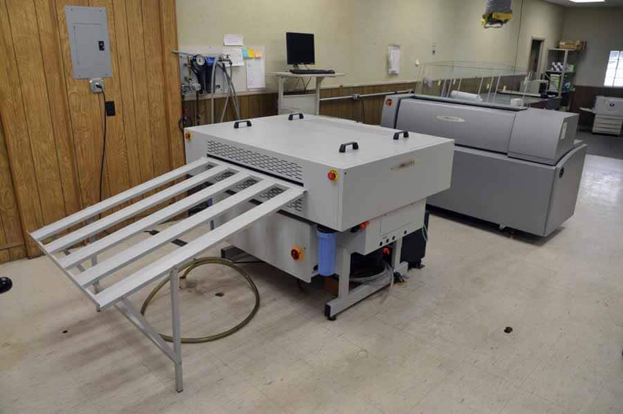 Presstek Dimension 800 Computer to Plate System