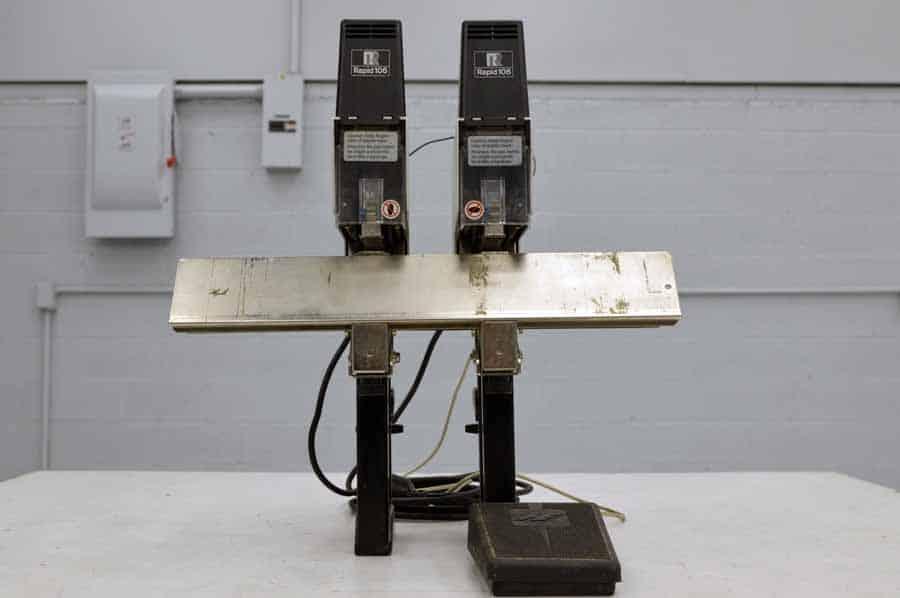 Salco Rapid 106 Dual Head Electric Stapler