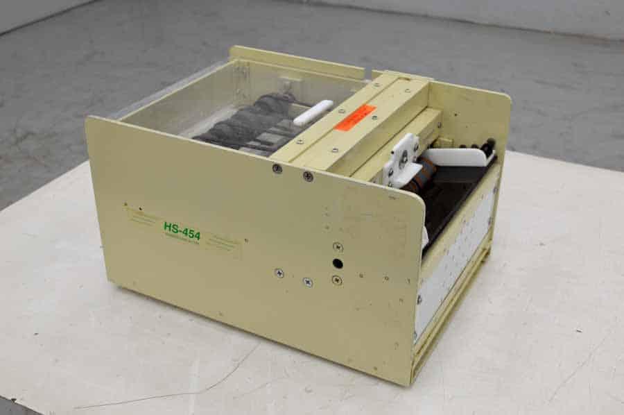 Sunraise HS-454 Business Card Slitter   Boggs Equipment