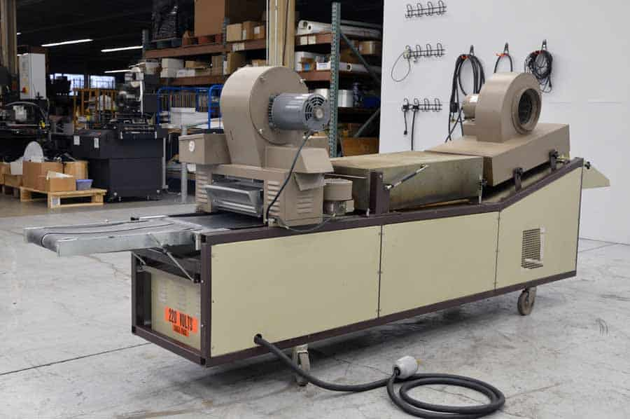 Sunraise S-7000 Thermography Machine