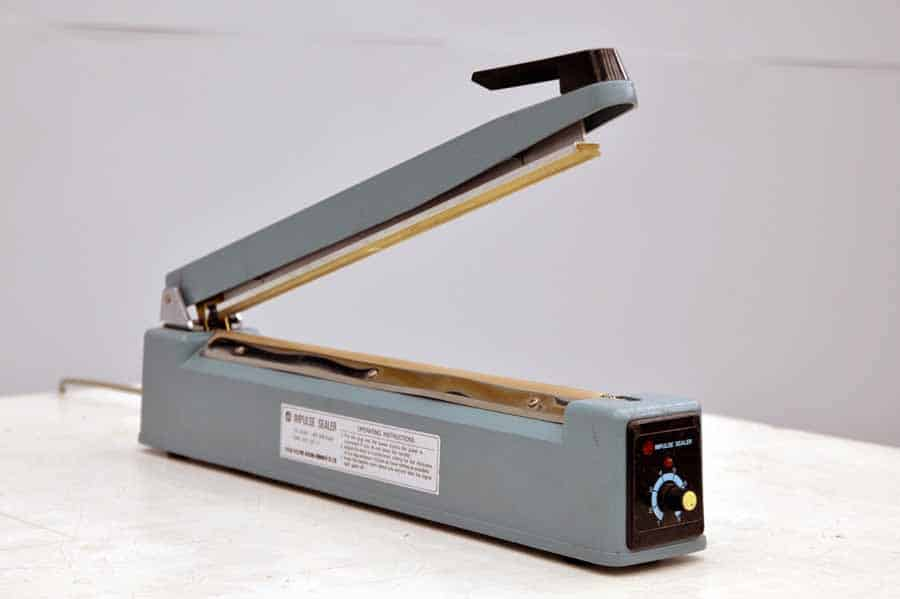 Traco TISH-400 Impulse Bag Sealer