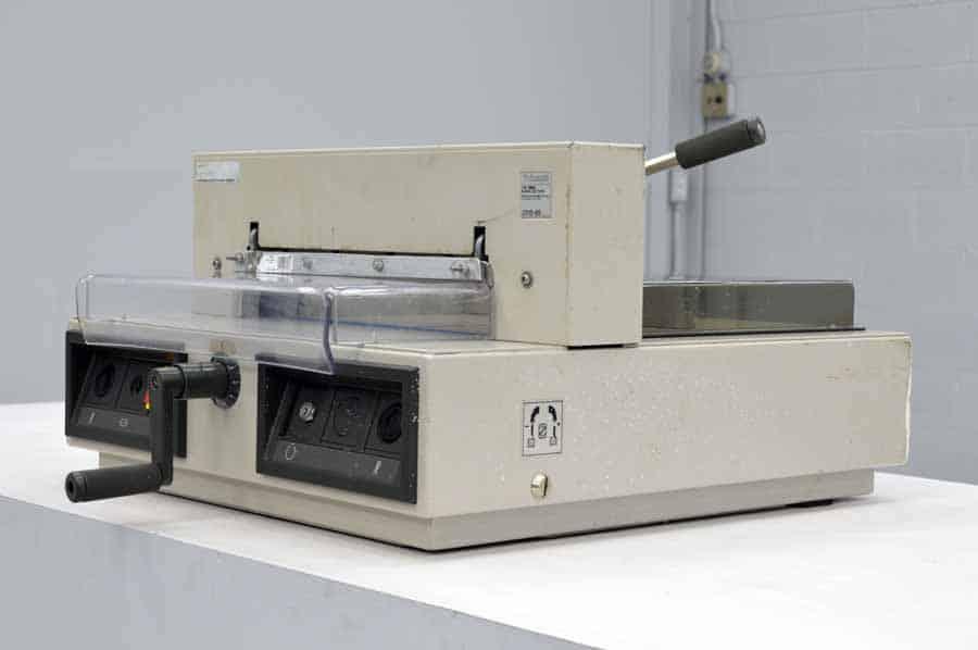 Triumph Ideal 3915-95 Paper Cutter