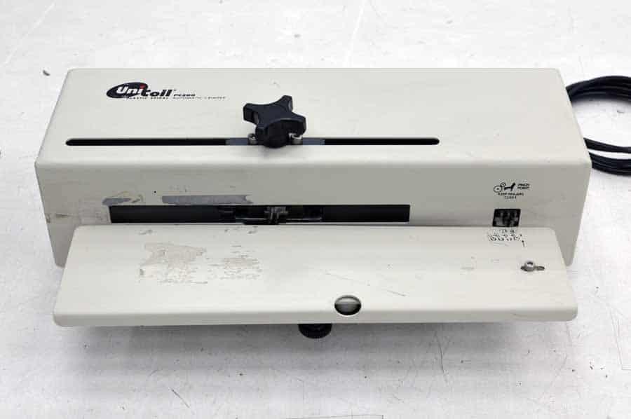 Unicoil PC200 2-Sided Plastic Spiral Automatic Crimper