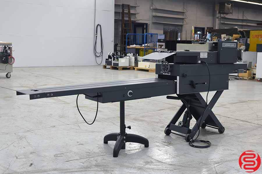 The Universal Suspension Feeder w/ Conveyor