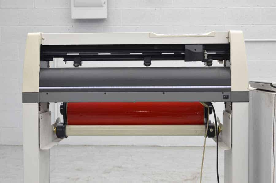 Vinyl Express Ultra Series Plotter Cutter w/ Rip