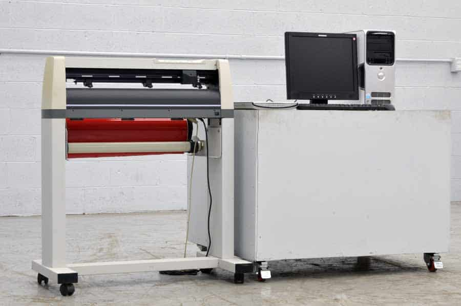 Vinyl Express Ultra Series Plotter Cutter w/ Rip