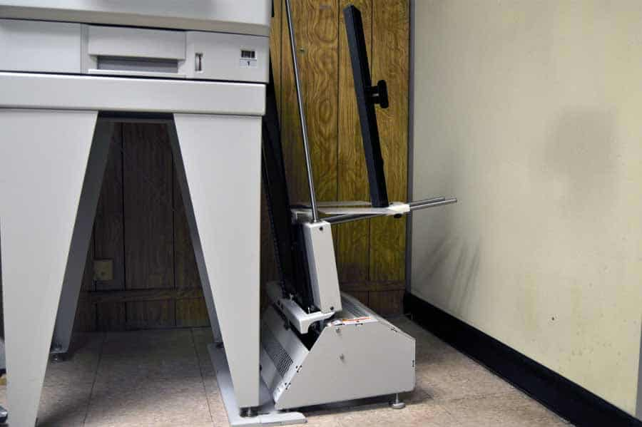 Xante Illumina Digital Envelope Press w/ Feeder and Conveyor