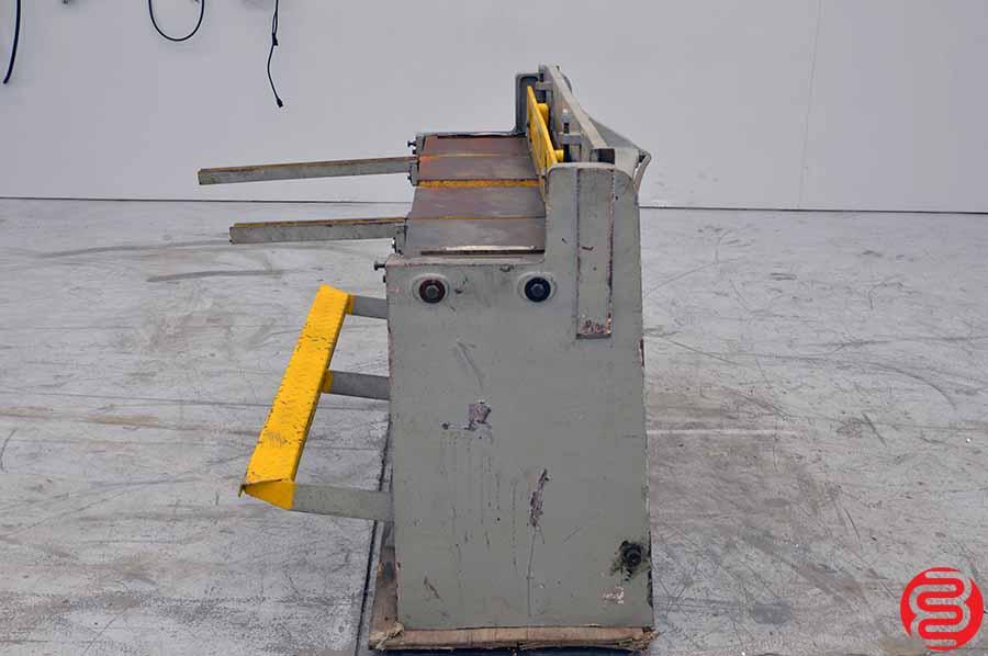 "5200 Precision 52"" Metal Shear"
