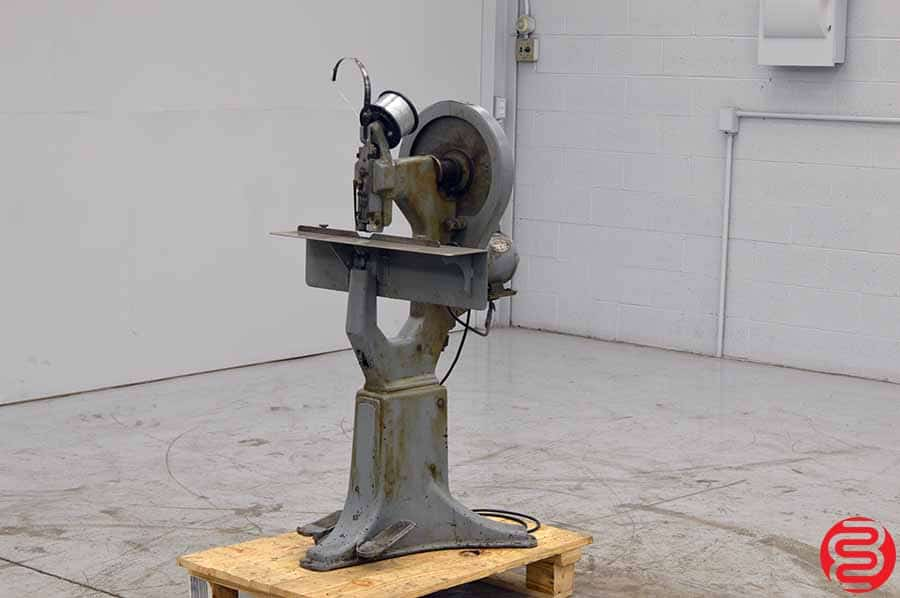 "Acme-Champion A2 1/4"" Flat Book / Saddle Stitcher"