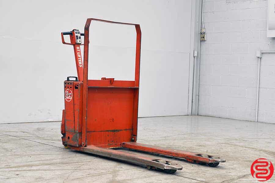 BT Lifter PPT 1250E Pallet Jack w/ Charger