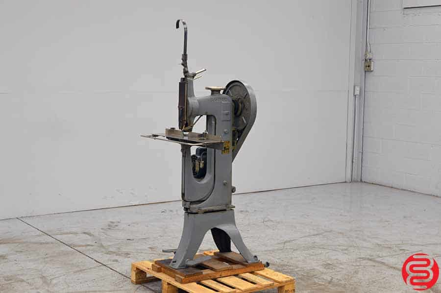 Bostitch Model No. 7 Flat Book / Saddle Stitcher