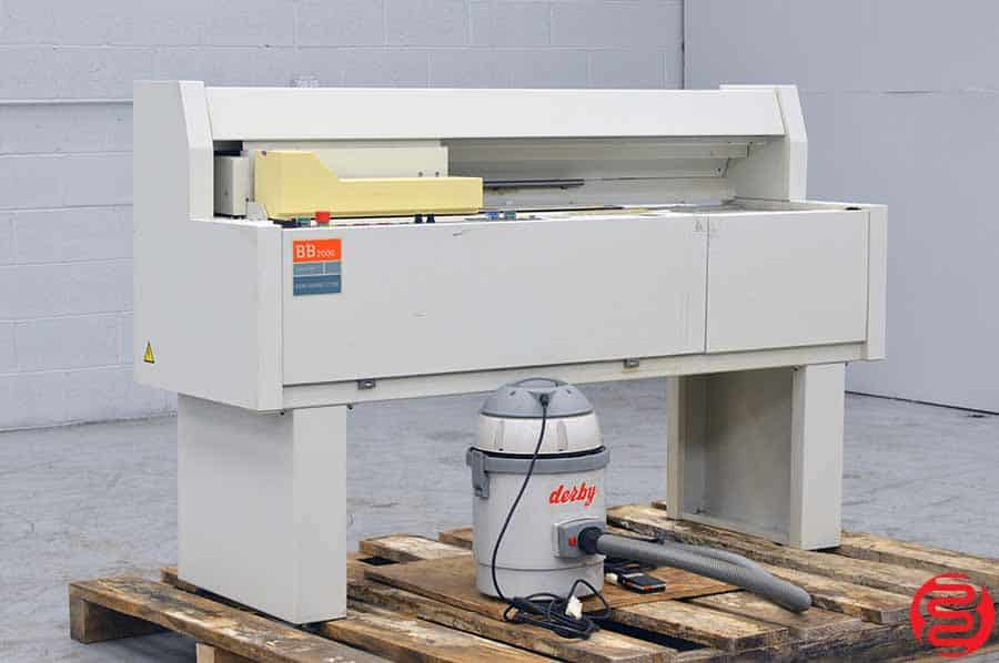 Bourg BB2000 Perfect Binder
