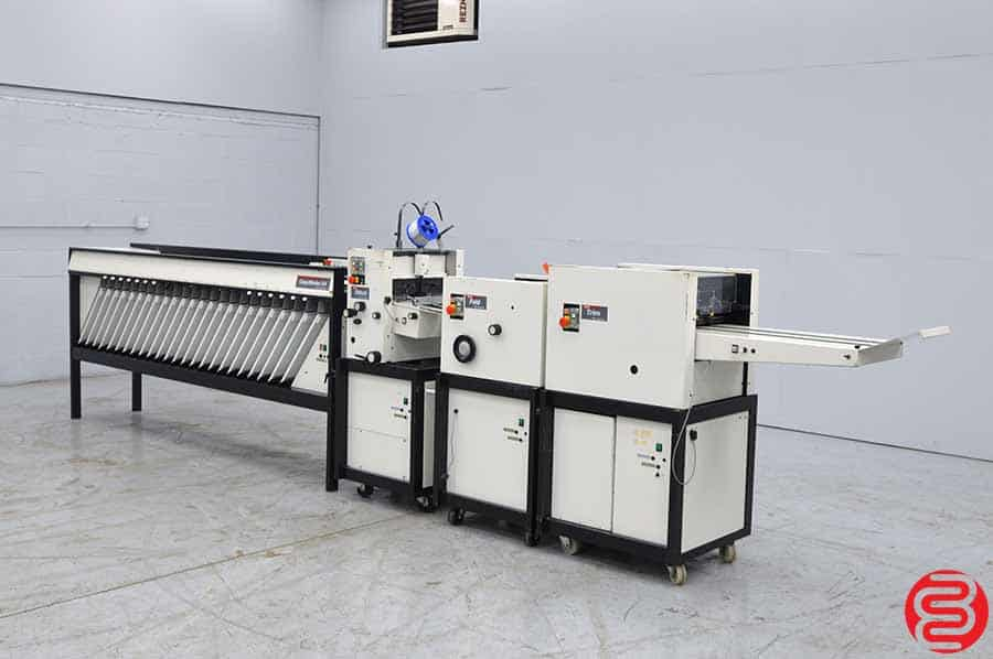 CP Bourg Multigraphics CopyBinder 24 Booklet Making System