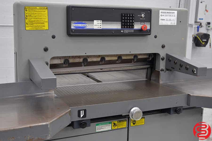 Challenge 305 MPC Programmable Paper Cutter w/ Safety Lights