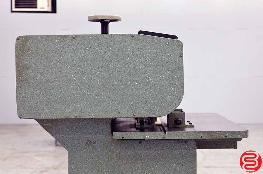 Challenge MS10 3 Spindle Paper Drill