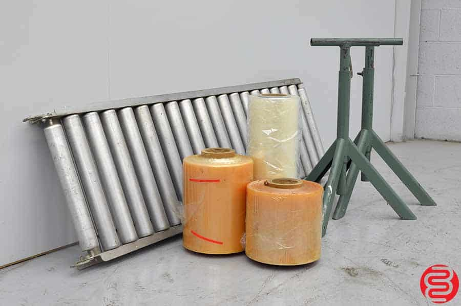 Clamco Shrink Wrap System w/ Magnetic Lockdown