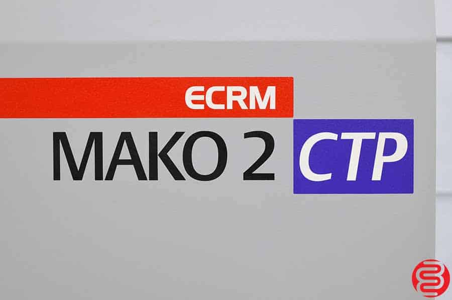 ECRM MAKO 2 Computer to Plate System w/ Rip
