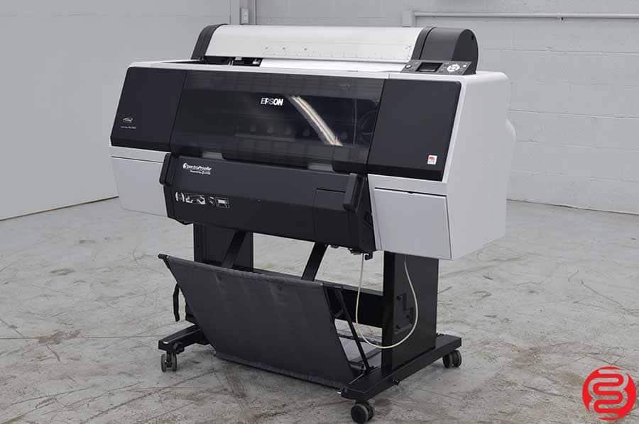 Epson Stylus Pro 7900 Wide Format Printer w/ SpectroProofer