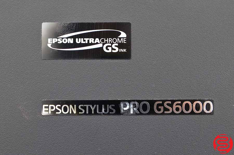 Epson Stylus Pro GS6000 Production Edition Wide Format Printer