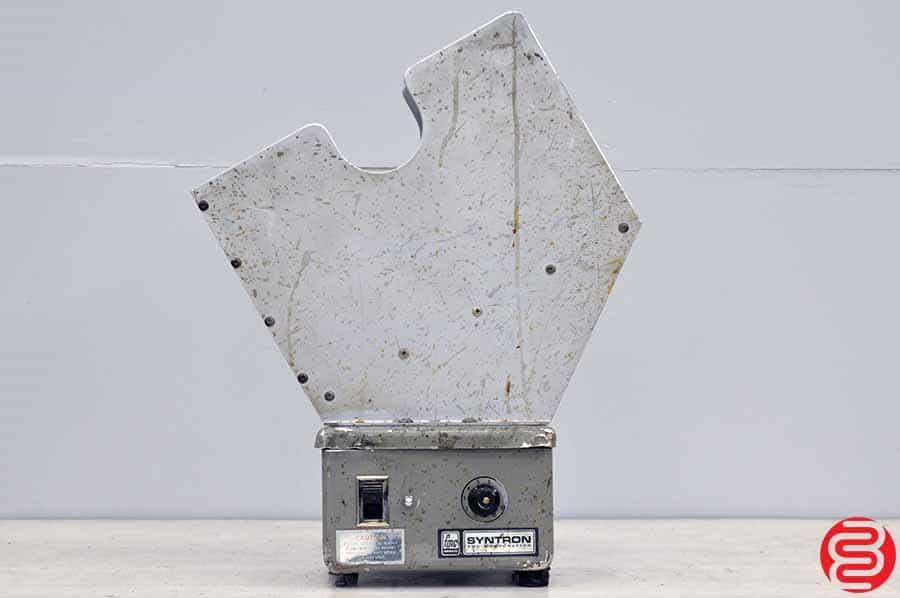 FMC Syntron J-1 A Paper Jogger