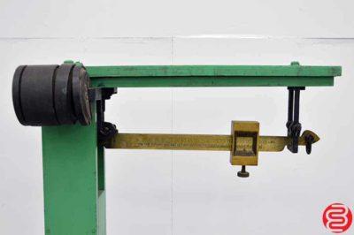 Fairbanks 1000 lb. Mechanical Graduated Beam Floor Scale