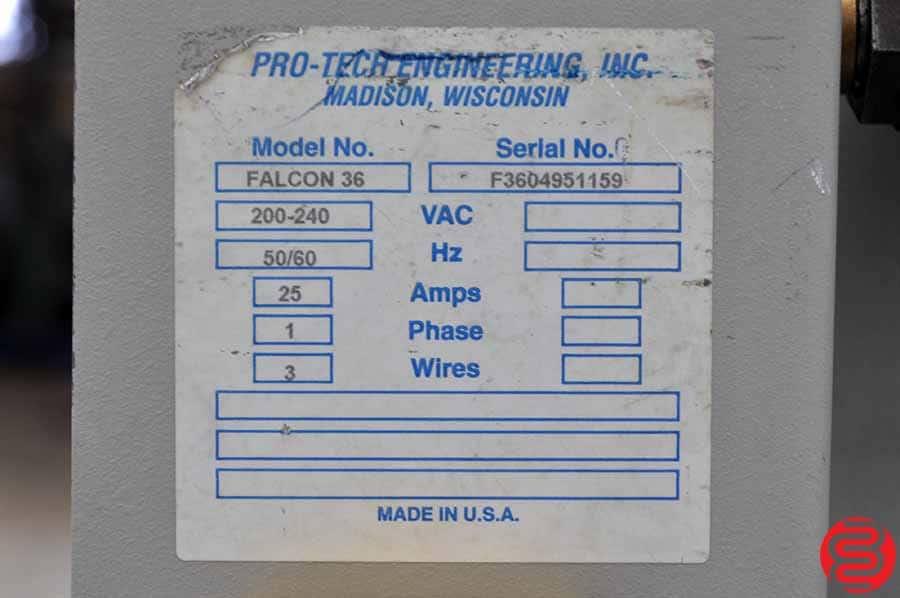 "GBC Falcon 36 - 36"" Wide Format Roll Laminator"