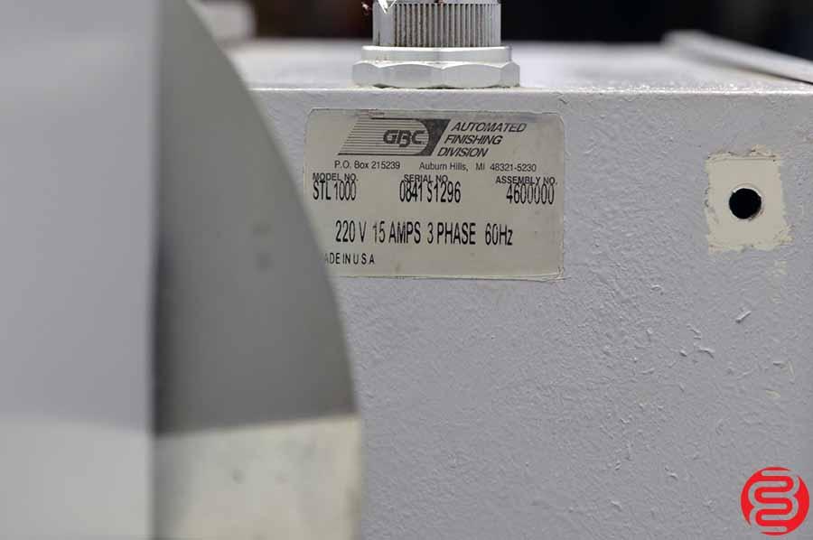 GBC STL1000 Semi-Automatic Twin Loop Binding Machine