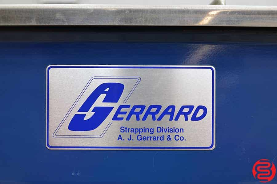 1996 Gerrard SA-2000 Semi-Automatic Strapping Machine