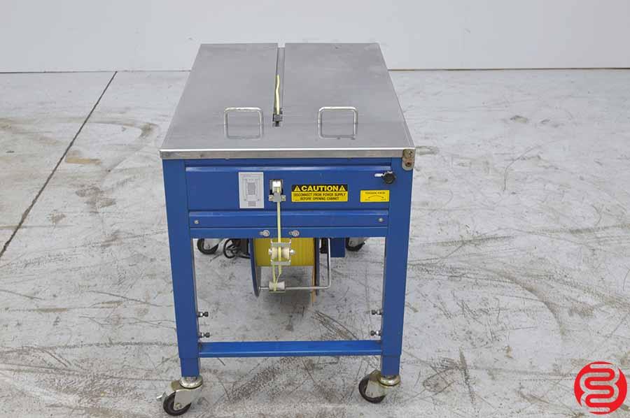 1996 Gerrard SA-2000 Semi-Automatic Strapping Machine